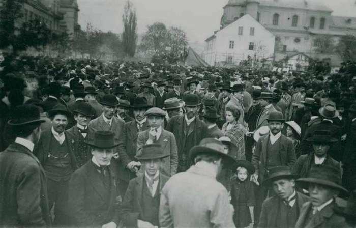 Ретро Львів: львів'яни на старих фотографіях (ФОТОРЕПОРТАЖ) (фото) - фото 1