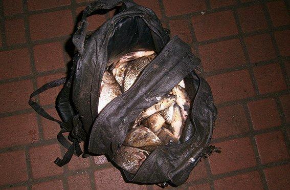 На Хмельниччині затримали браконьєра із сусідньої області (ФОТО) (фото) - фото 1