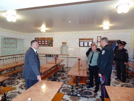 Відвідування виправної колонії владою (ФОТО) (фото) - фото 2