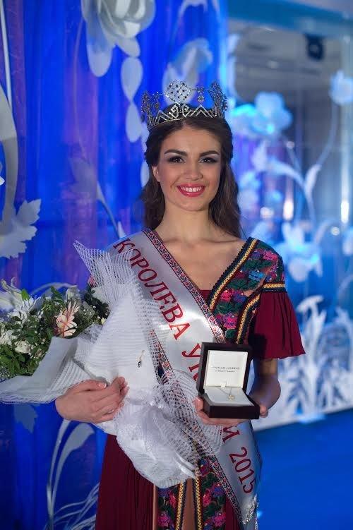 Девушка из Полтавской области стала «Королевой Украины 2015» (фото) - фото 1