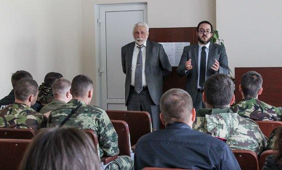 Запорожский бойцов «Скифа» научатся оказывать экстренную медицинскую помощь в боевых условиях (фото) - фото 2