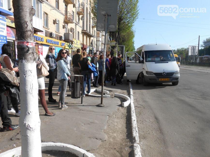 В Днепродзержинске состоялись общественные слушания по вопросу повышения тарифов на проезд в маршрутках (фото) - фото 6