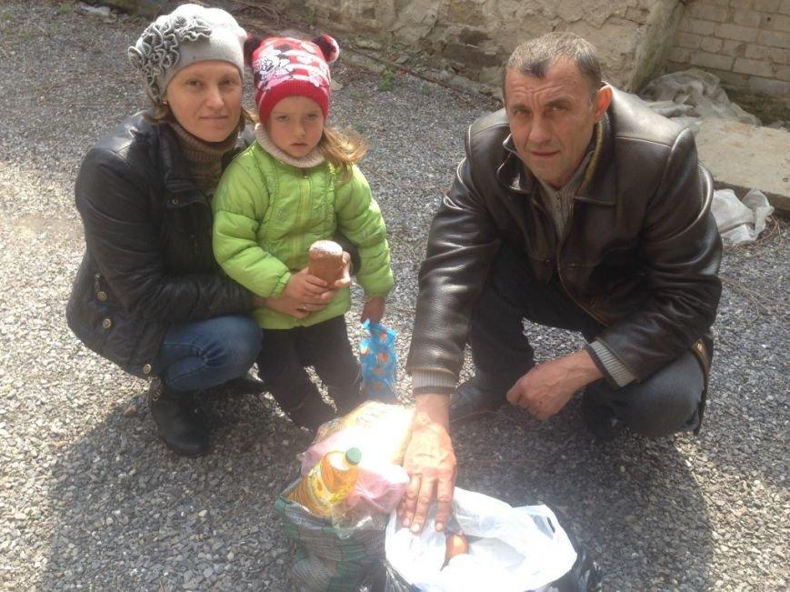 Верующие Закарпатья передали помощь авдеевцам (фото) - фото 1