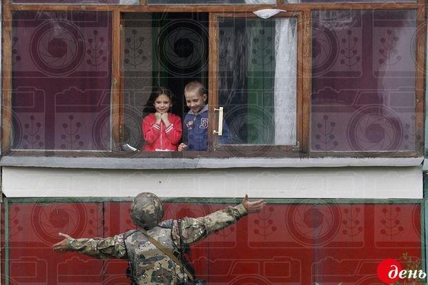 Українець - щедра душа. Фото Анатолія Степанова