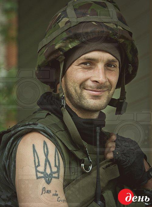 Артур Степаненко. Фото Сергія Харченко