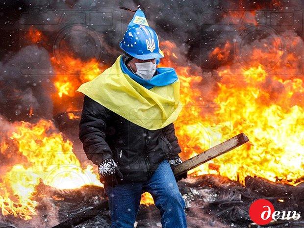 «Майдан. 22 січня 2014», Микола Тимченко
