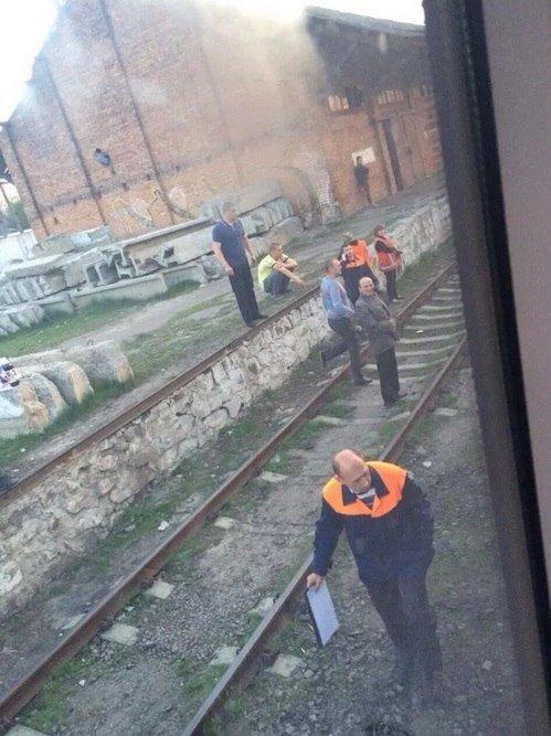 Потяг Харків-Київ зійшов з рейок (ФОТО) (фото) - фото 2