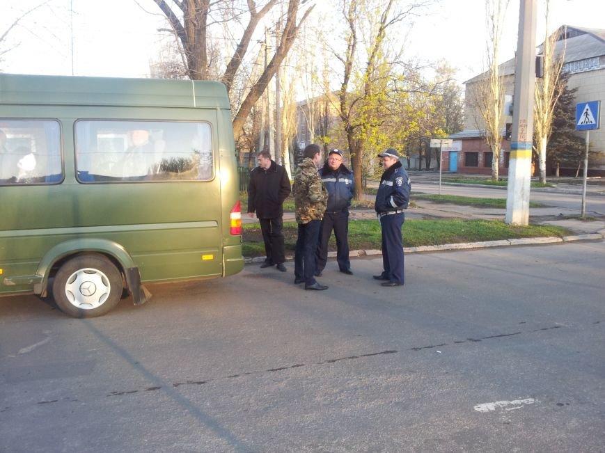 В Доброполье три водителя междугородних рейсов возили пассажиров без лицензии, фото-3