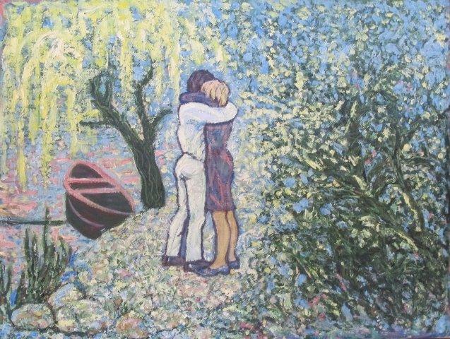 У Кіровограді відкрито виставку творів Надії Падурської «На своїх полотнах я вільна, як Бог…», фото-5