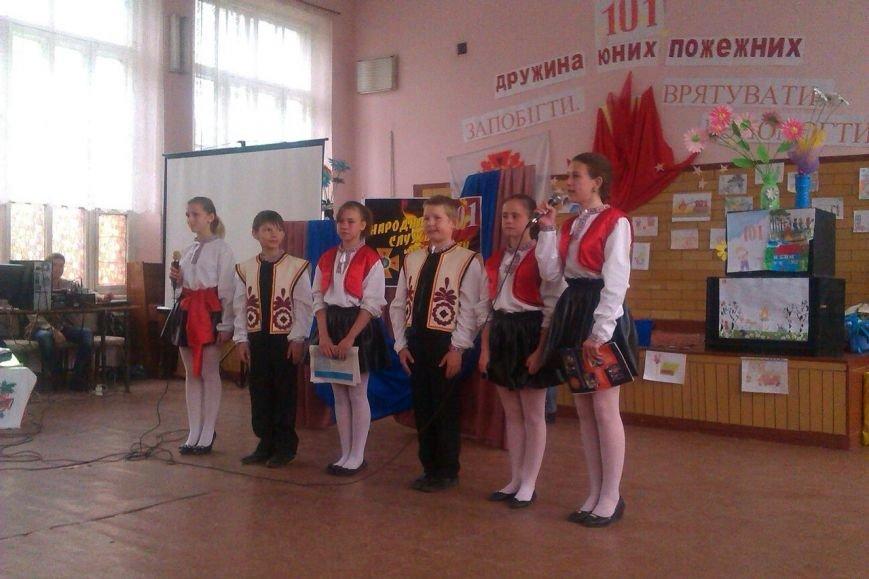 В Днепродзержинске прошел городской этап Всеукраинского фестиваля дружин юных пожарных (фото) - фото 13
