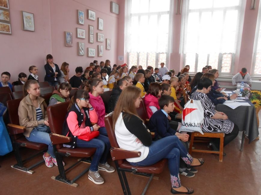 В Днепродзержинске прошел городской этап Всеукраинского фестиваля дружин юных пожарных (фото) - фото 8