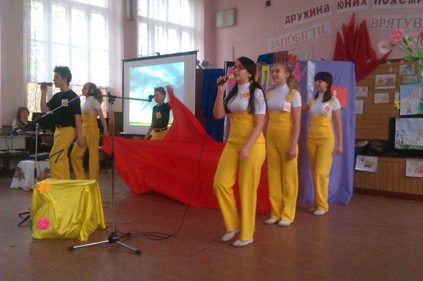 В Днепродзержинске прошел городской этап Всеукраинского фестиваля дружин юных пожарных, фото-11