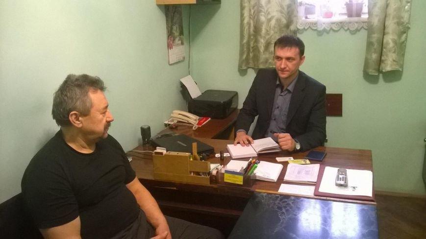 Представник Уповноваженого Верховної Ради України з прав людини відвідав Івано-Франківськ (фото) - фото 1