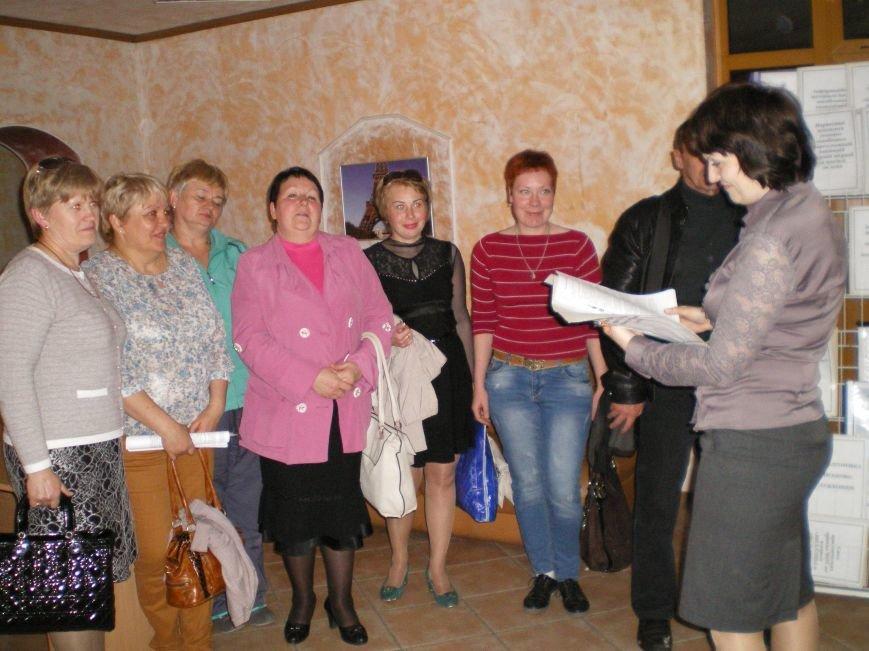 В Димитровском центре занятости прошел День открытых дверей для работодателей (фото) - фото 1
