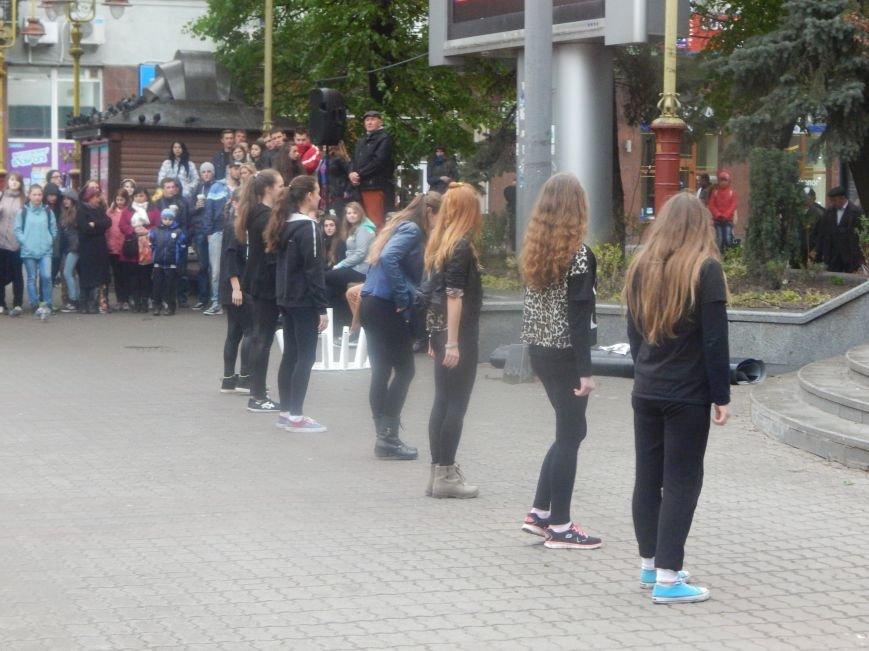 Івано-Франківськ святкує Міжнародний день танцю (фото) - фото 1