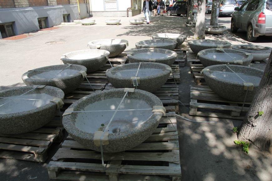Коммунальщики благоустраивают Днепропетровск (ФОТОРЕПОРТАЖ) (фото) - фото 1