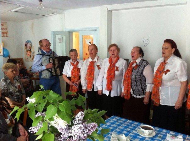 Белореченская молодежь встретилась с Советом ветеранов (фото) - фото 1