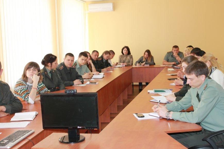 Пенитенциарии Херсощины обсудили паспортизацию осужденных крымчан, фото-2