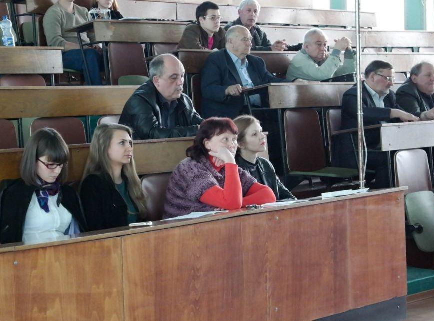 В Артемовске прошла ежегодная студенческая конференция, фото-1