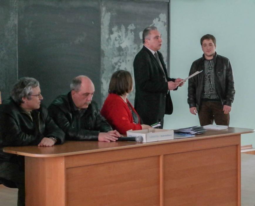 В Артемовске прошла ежегодная студенческая конференция, фото-2