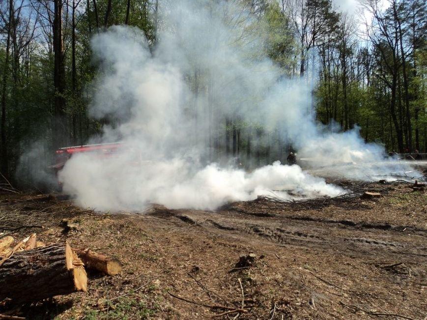 Учбова пожежа ліквідована (ФОТО) (фото) - фото 3