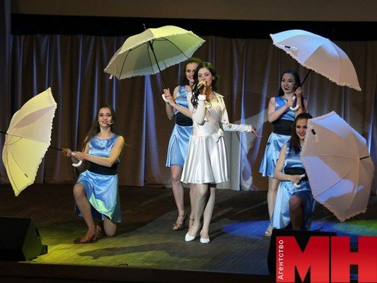 Гродненка Александра Дорош стала третьей Вице-мисс республиканского конкурса красоты «Королева красоты 2015» (фото) - фото 6