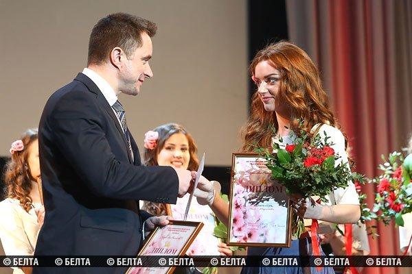 Гродненка Александра Дорош стала третьей Вице-мисс республиканского конкурса красоты «Королева красоты 2015» (фото) - фото 12