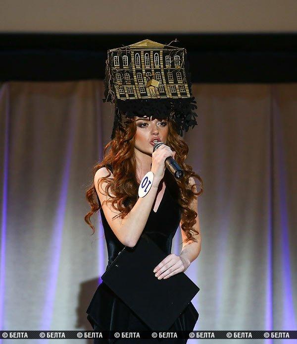 Гродненка Александра Дорош стала третьей Вице-мисс республиканского конкурса красоты «Королева красоты 2015» (фото) - фото 11