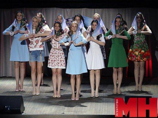 Гродненка Александра Дорош стала третьей Вице-мисс республиканского конкурса красоты «Королева красоты 2015» (фото) - фото 8