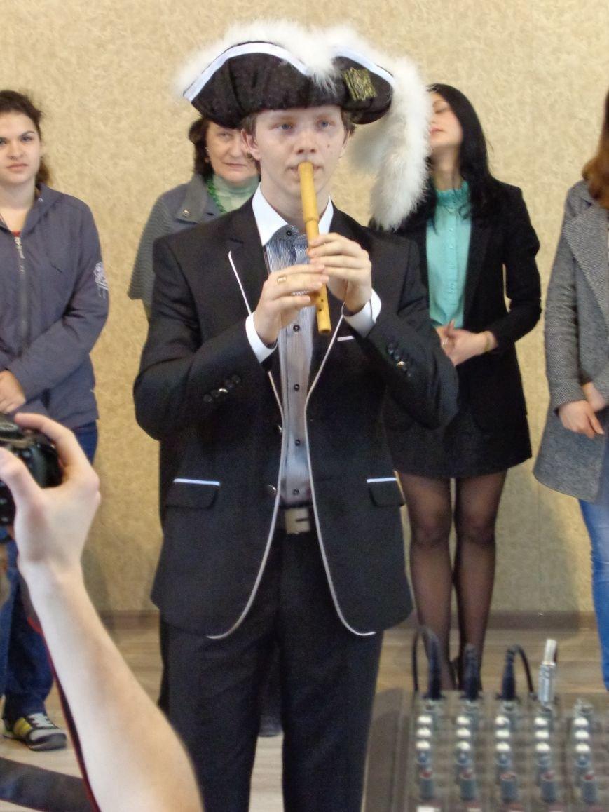 ДонНТУ Красноармейска отправился «Навстречу европейской весне» (фото) - фото 2