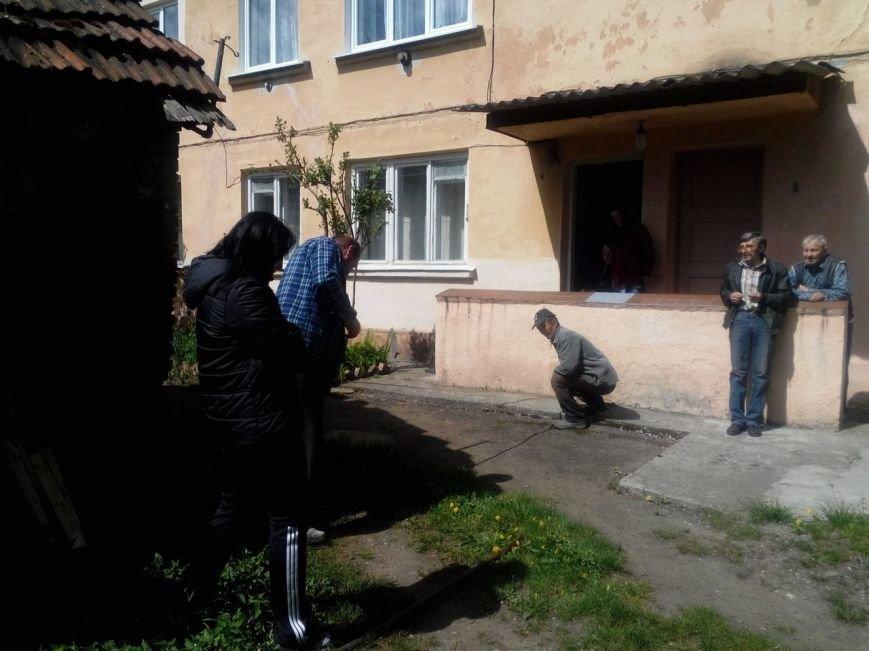 Черговий будівельний скандал в Івано-Франківську (ФОТО+ВІДЕО) (фото) - фото 10