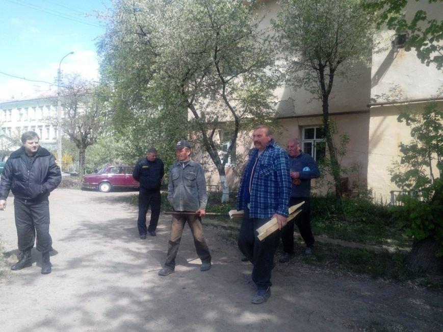 Черговий будівельний скандал в Івано-Франківську (ФОТО+ВІДЕО) (фото) - фото 9