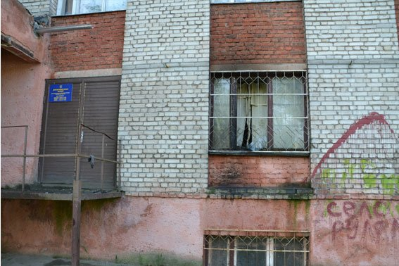 У Львові намагалися підпалити дільничий пункт міліції (ФОТО) (фото) - фото 1