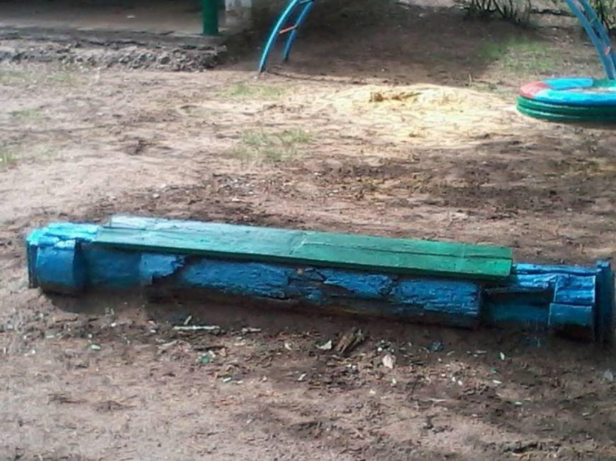 Краматорскому «Антошке» нужна детская площадка, фото-2