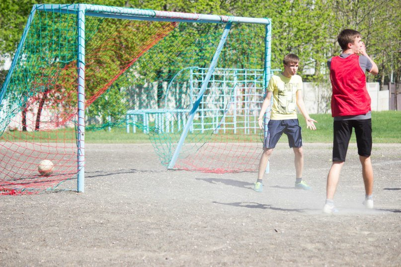 В Красноармейске прошла спартакиада школьников по футболу (фото) - фото 3