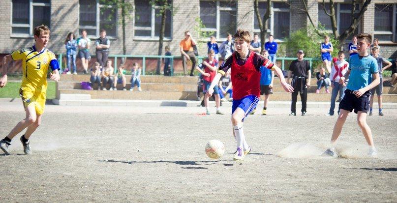 В Красноармейске прошла спартакиада школьников по футболу (фото) - фото 6