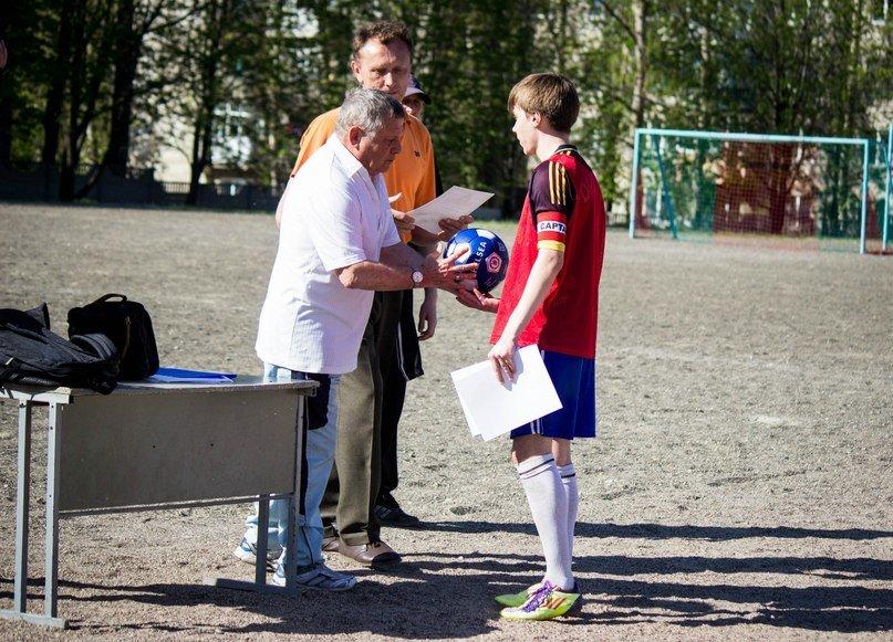 В Красноармейске прошла спартакиада школьников по футболу (фото) - фото 4