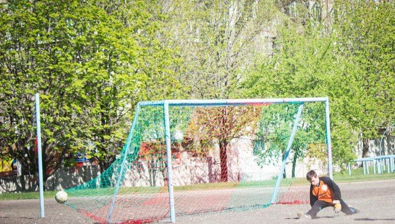 В Красноармейске прошла спартакиада школьников по футболу (фото) - фото 2
