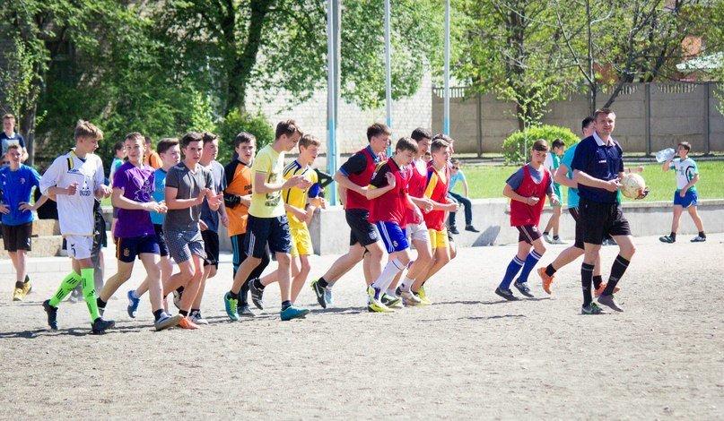 В Красноармейске прошла спартакиада школьников по футболу (фото) - фото 9