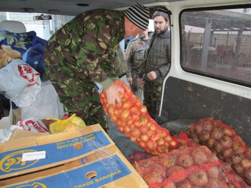 Волонтеры из Николаевщины привезли подарки детям, которые находятся в зоне АТО (ФОТО) (фото) - фото 1