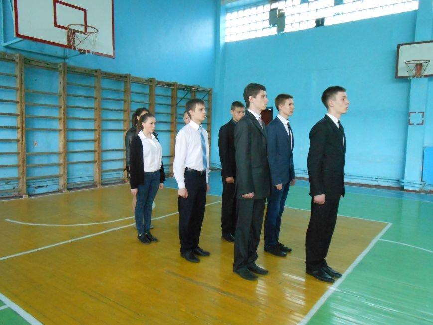 В Днепродзержинске состоялся второй этап военно-патриотической игры «Сокол» («Джура») (фото) - фото 6