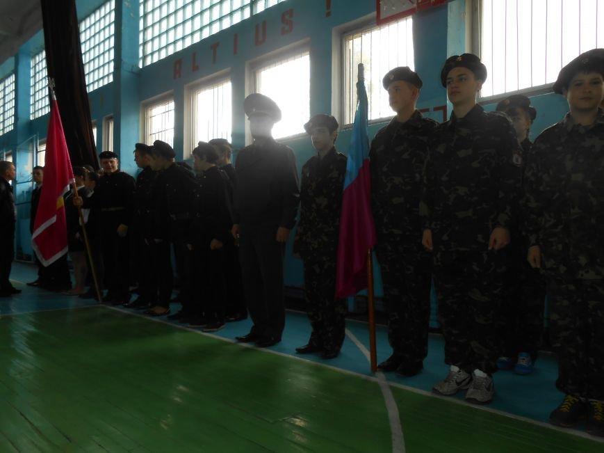 В Днепродзержинске состоялся второй этап военно-патриотической игры «Сокол» («Джура») (фото) - фото 4