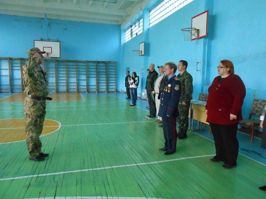 В Днепродзержинске состоялся второй этап военно-патриотической игры «Сокол» («Джура») (фото) - фото 5