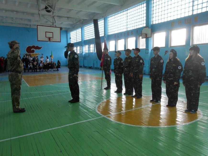 В Днепродзержинске состоялся второй этап военно-патриотической игры «Сокол» («Джура») (фото) - фото 8