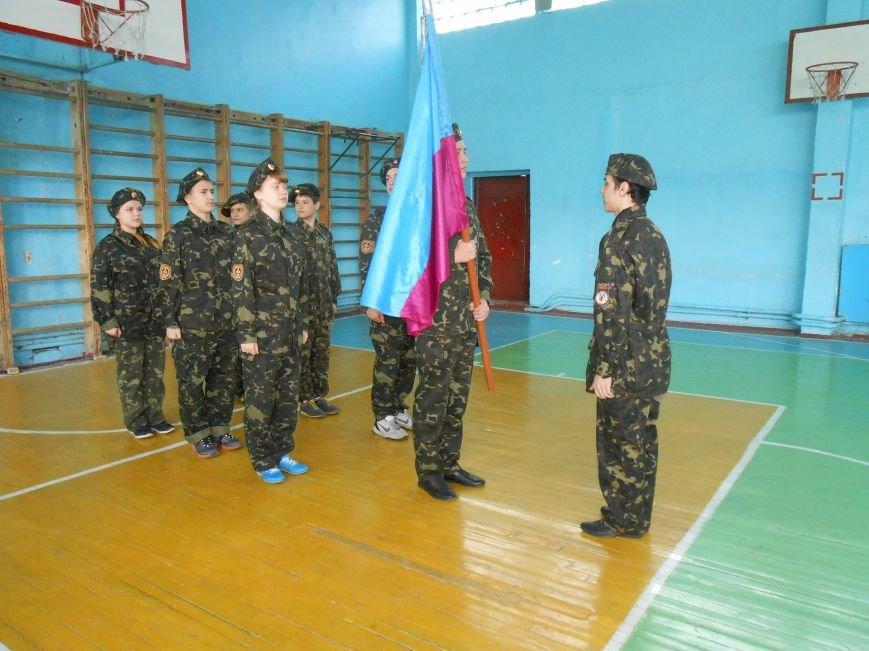 В Днепродзержинске состоялся второй этап военно-патриотической игры «Сокол» («Джура») (фото) - фото 9