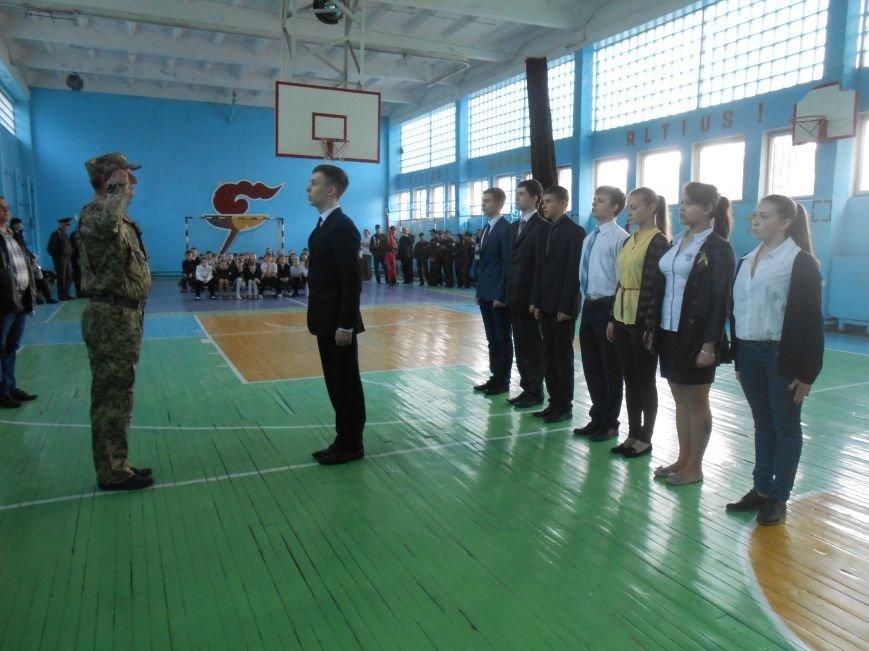 В Днепродзержинске состоялся второй этап военно-патриотической игры «Сокол» («Джура») (фото) - фото 7