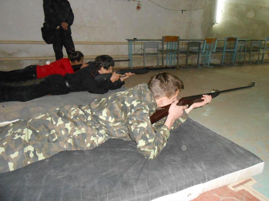 В Днепродзержинске состоялся второй этап военно-патриотической игры «Сокол» («Джура») (фото) - фото 13