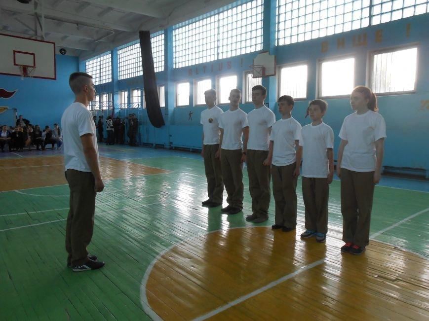 В Днепродзержинске состоялся второй этап военно-патриотической игры «Сокол» («Джура») (фото) - фото 12