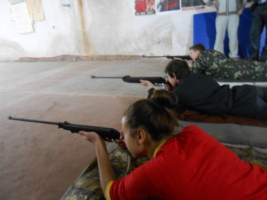 В Днепродзержинске состоялся второй этап военно-патриотической игры «Сокол» («Джура») (фото) - фото 14
