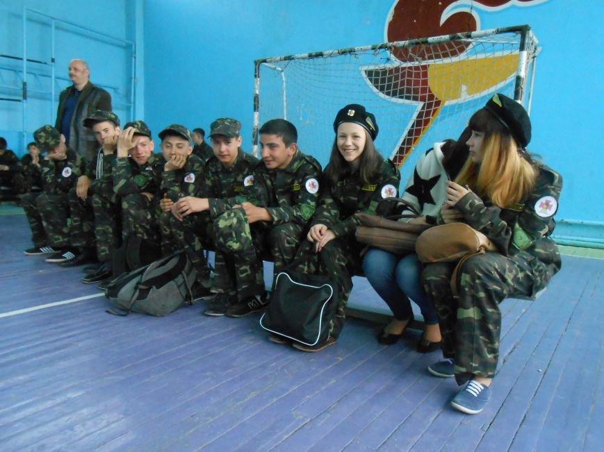 В Днепродзержинске состоялся второй этап военно-патриотической игры «Сокол» («Джура») (фото) - фото 2